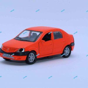 ماشین فلزی رنو L90 نارنجی