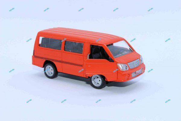 ماشین فلزی ون نارنجی