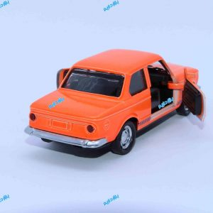 ماشین فلزی بی ام و 2002 BMW نارنجی