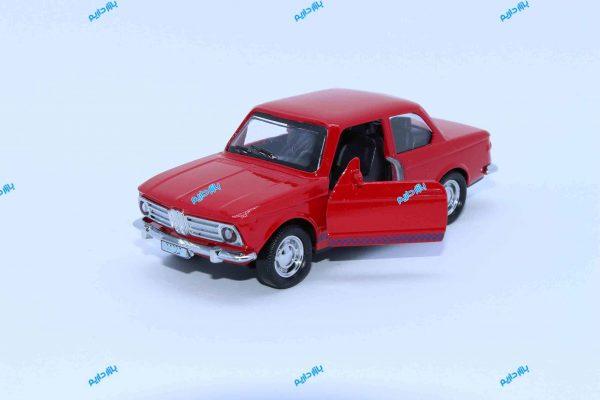 ماشین فلزی بی ام و 2002 BMW قرمز